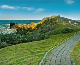 Cape Byron Headland and Lighthouse