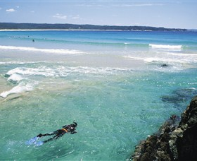 Merimbula Main Beach