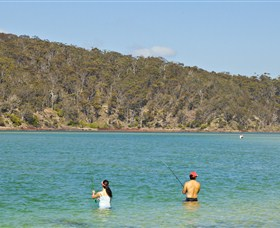 Pambula River Mouth - Tourism TAS