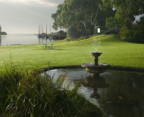 Richard Gutteridge Gardens - Tourism TAS