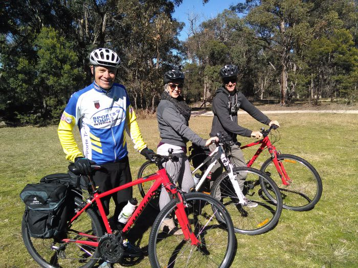 Granite Belt Bicycle Tours and Hire - Tourism TAS