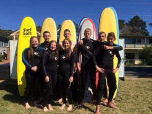 Broulee Surf School - Tourism TAS