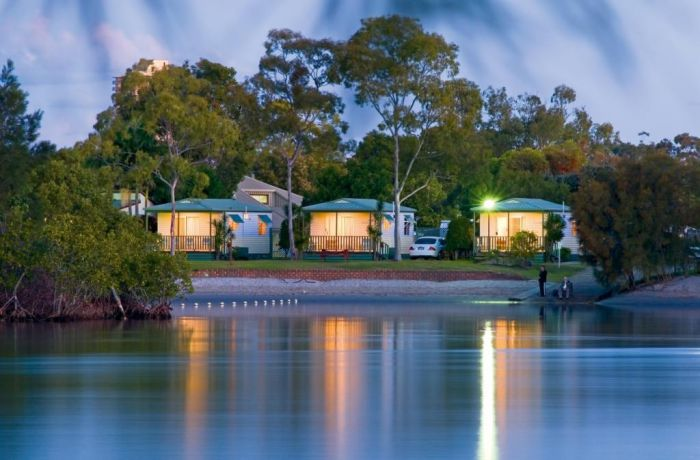 Boyds Bay Holiday Park - Tourism TAS