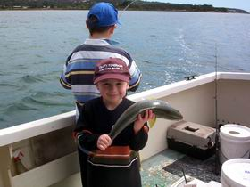 Tory M Fishing Charters - Tourism TAS
