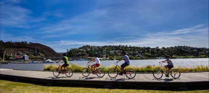 On Your Bike Tours Launceston - Tourism TAS