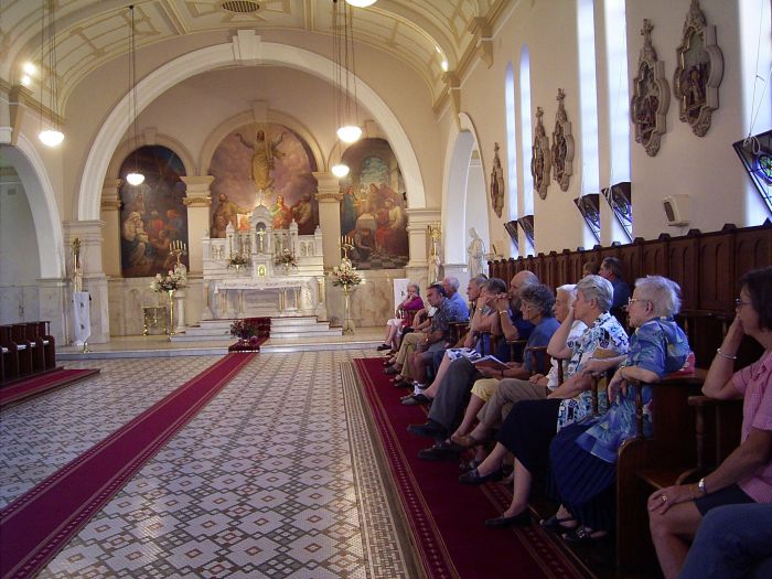 Tours of Sacred Spaces at the Sisters of Mercy Convent - Tourism TAS