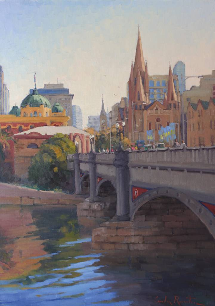 Rossiters Paintings - Tourism TAS