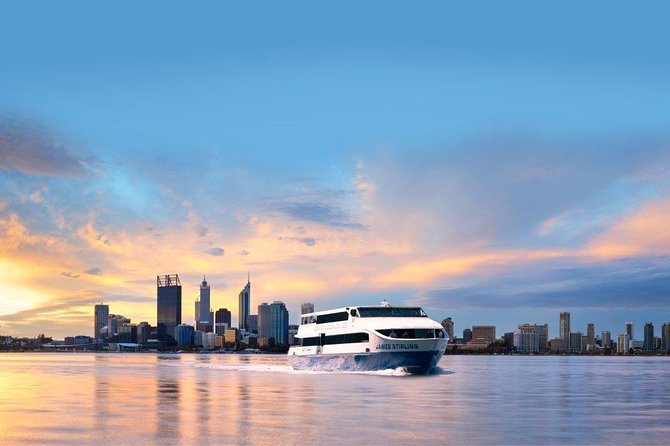 Perth Swan River Dinner Cruise - Tourism TAS