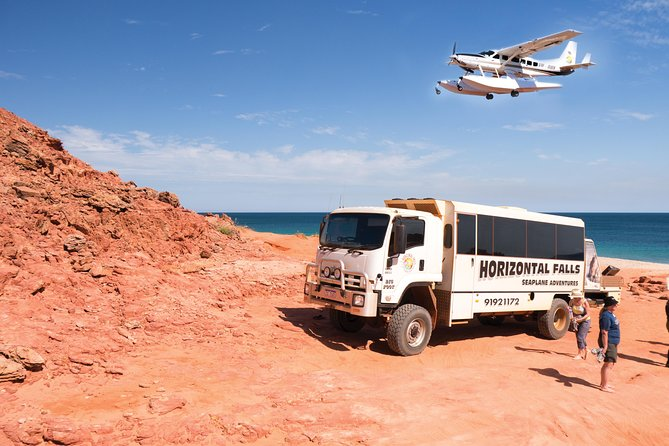 Horizontal Falls Full-Day Tour from Broome 4x4 & Seaplane
