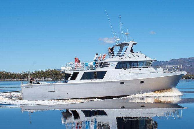 Derwent River Private Harbour Cruise on the 'Odalisque' from Hobart - Tourism TAS
