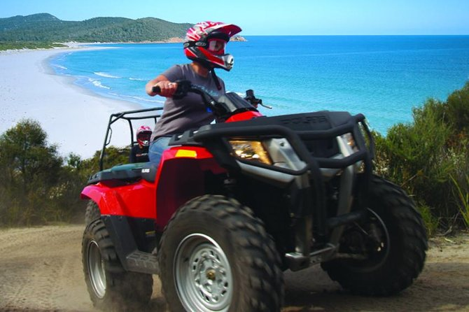 Half-Day Guided ATV Exploration Tour from Coles Bay - Tourism TAS
