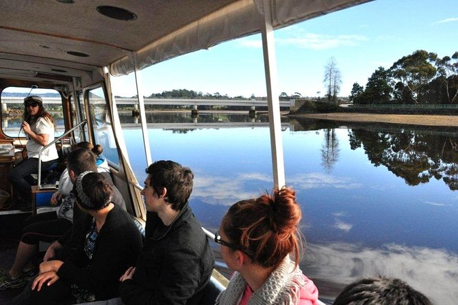Leven River Picnic Cruise from Ulverstone - Tourism TAS