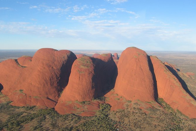 Kata Tjuta and Uluru Grand View Helicopter Flight - Tourism TAS