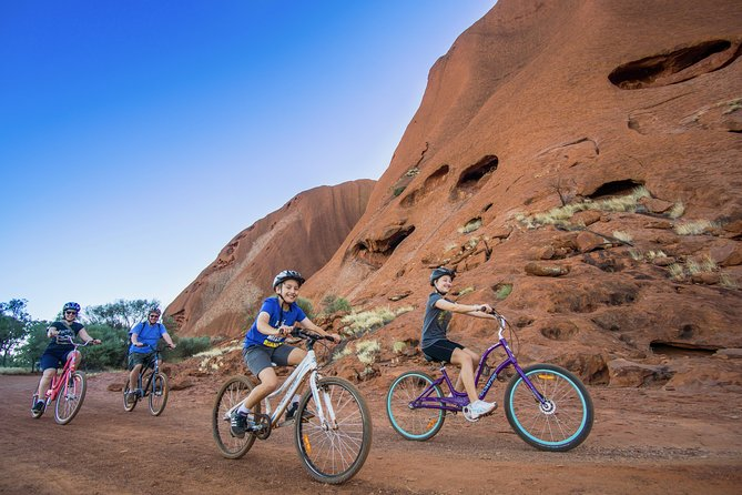 Outback Cycling Uluru Bike Ride - Tourism TAS
