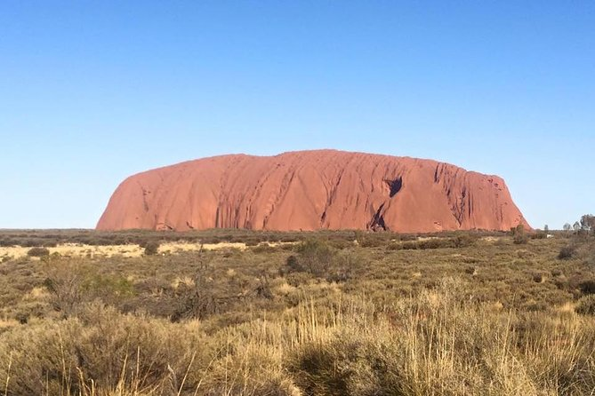 Highlights of Uluru Including Sunrise and Breakfast - Tourism TAS