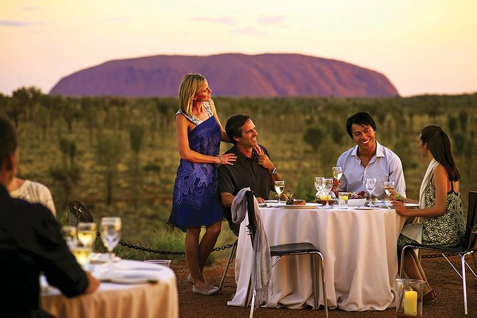 Uluru Kata Tjuta and Sounds of Silence Dinner in 3 Days - Tourism TAS