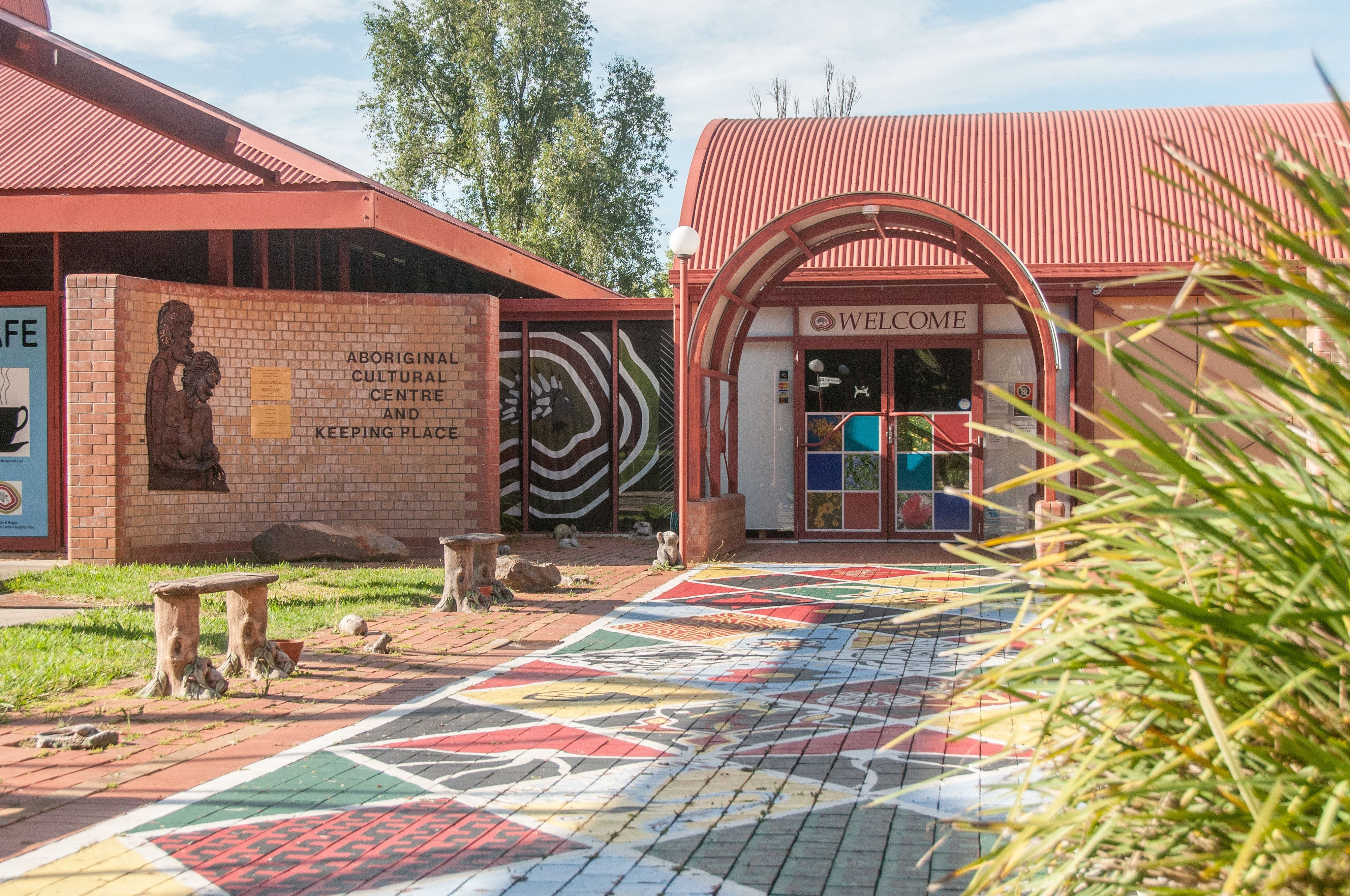 Armidale and Region Aboriginal Cultural Centre and Keeping Place - Tourism TAS