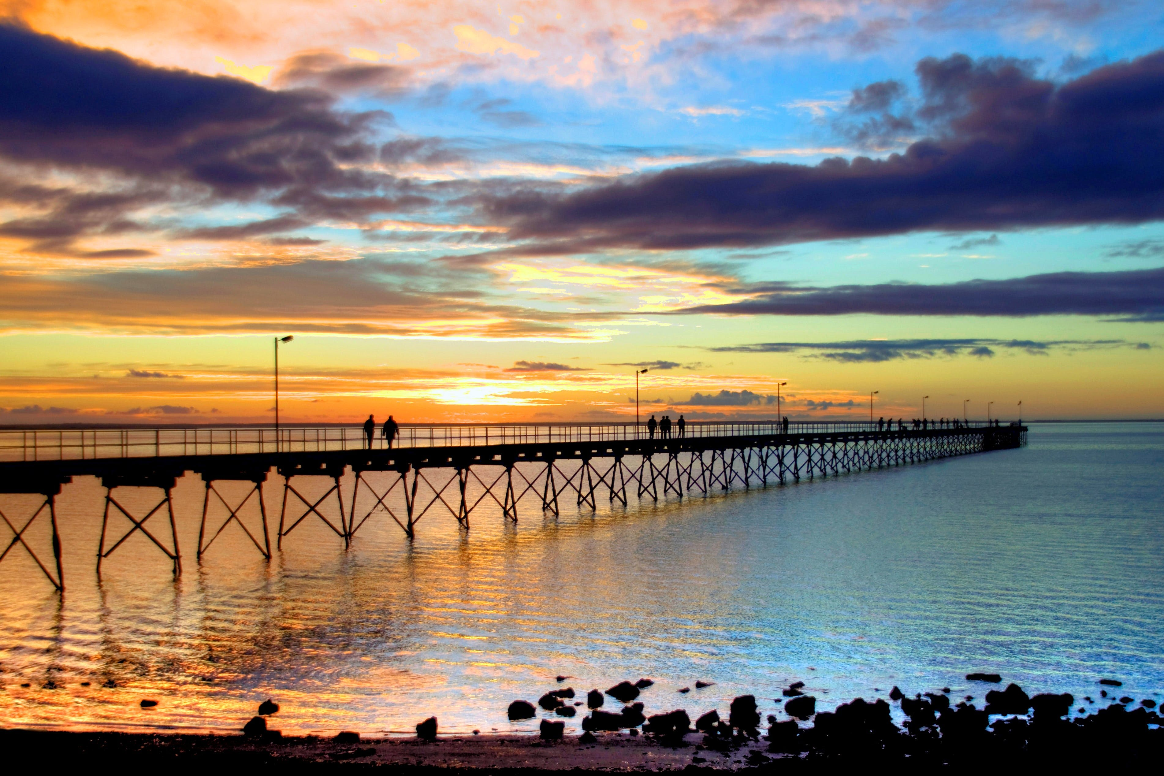 Ceduna Jetty - Tourism TAS