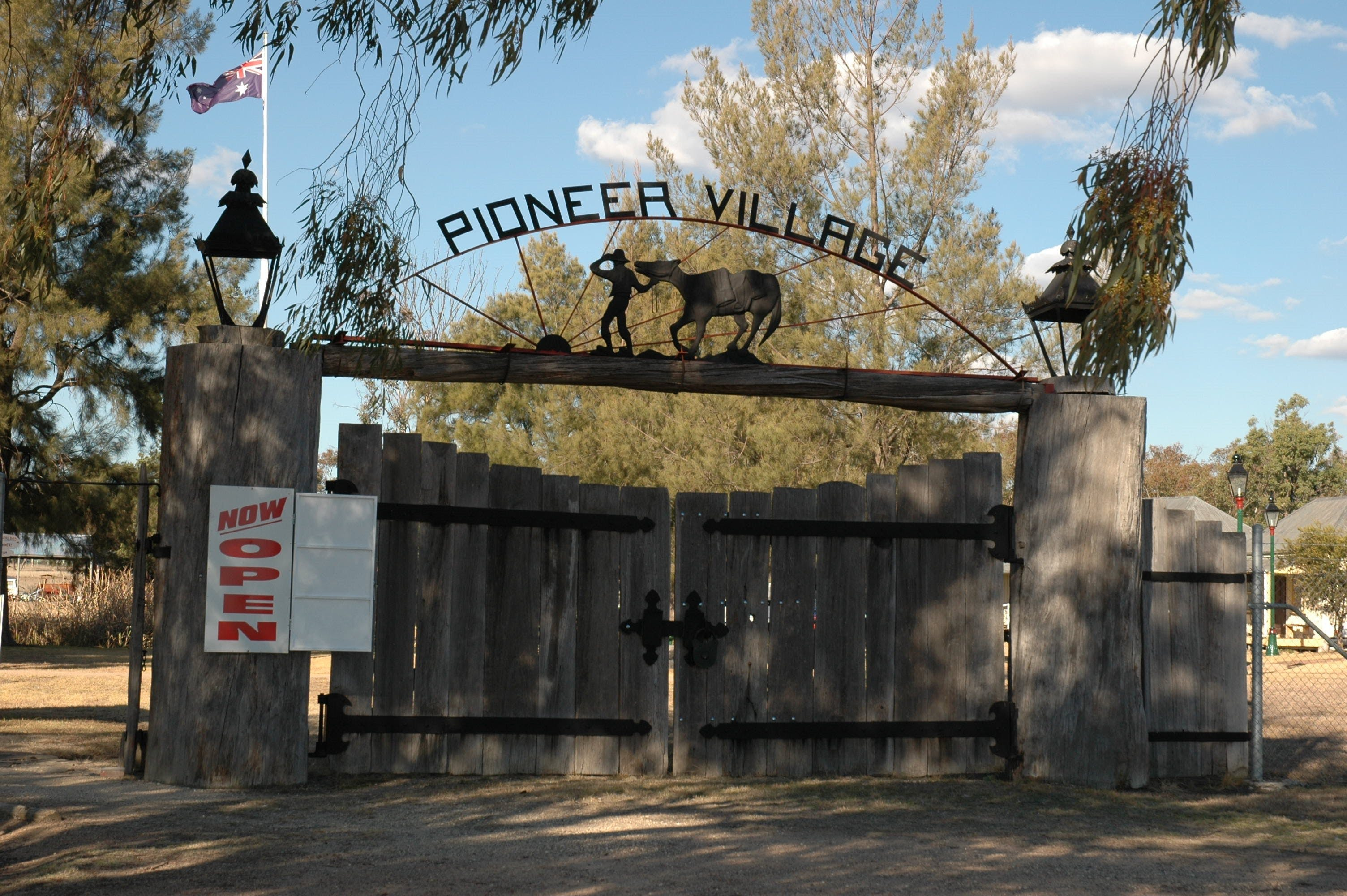 Inverell Pioneer Village - Tourism TAS