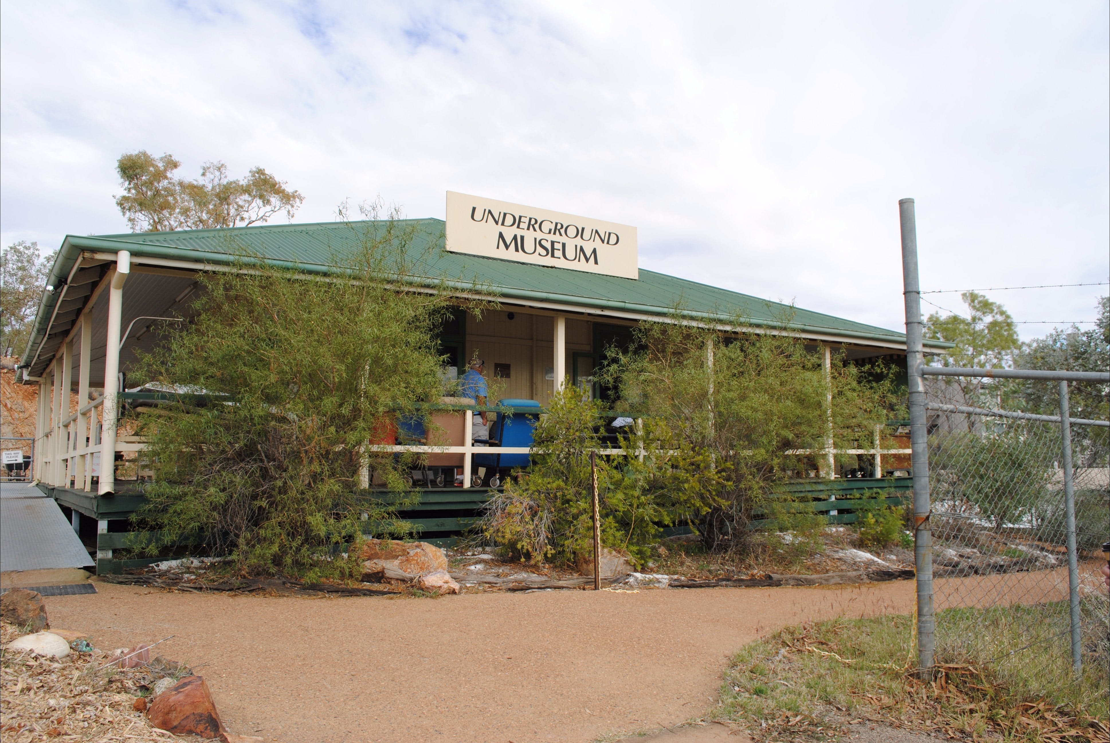 Mount Isa Underground Hospital and Museum - Tourism TAS