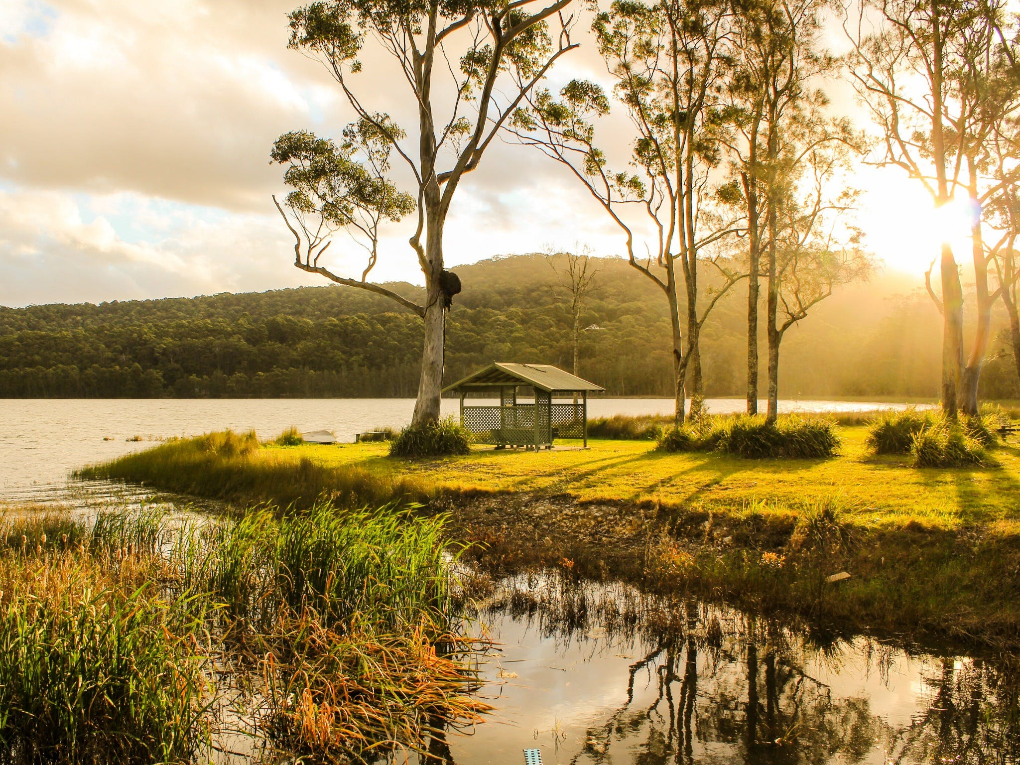Smiths Lake - Tourism TAS