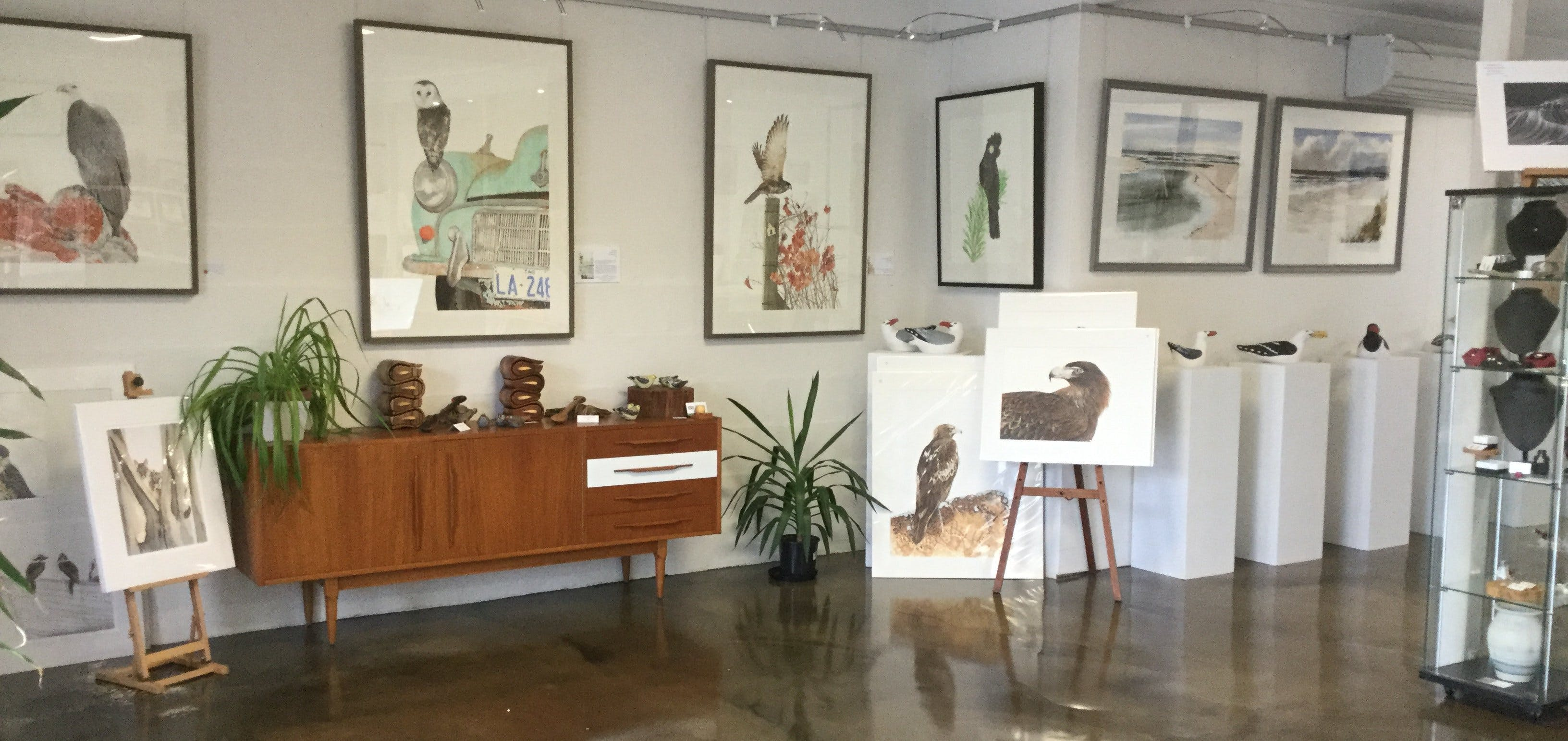 Waubs Bay Gallery - Tourism TAS