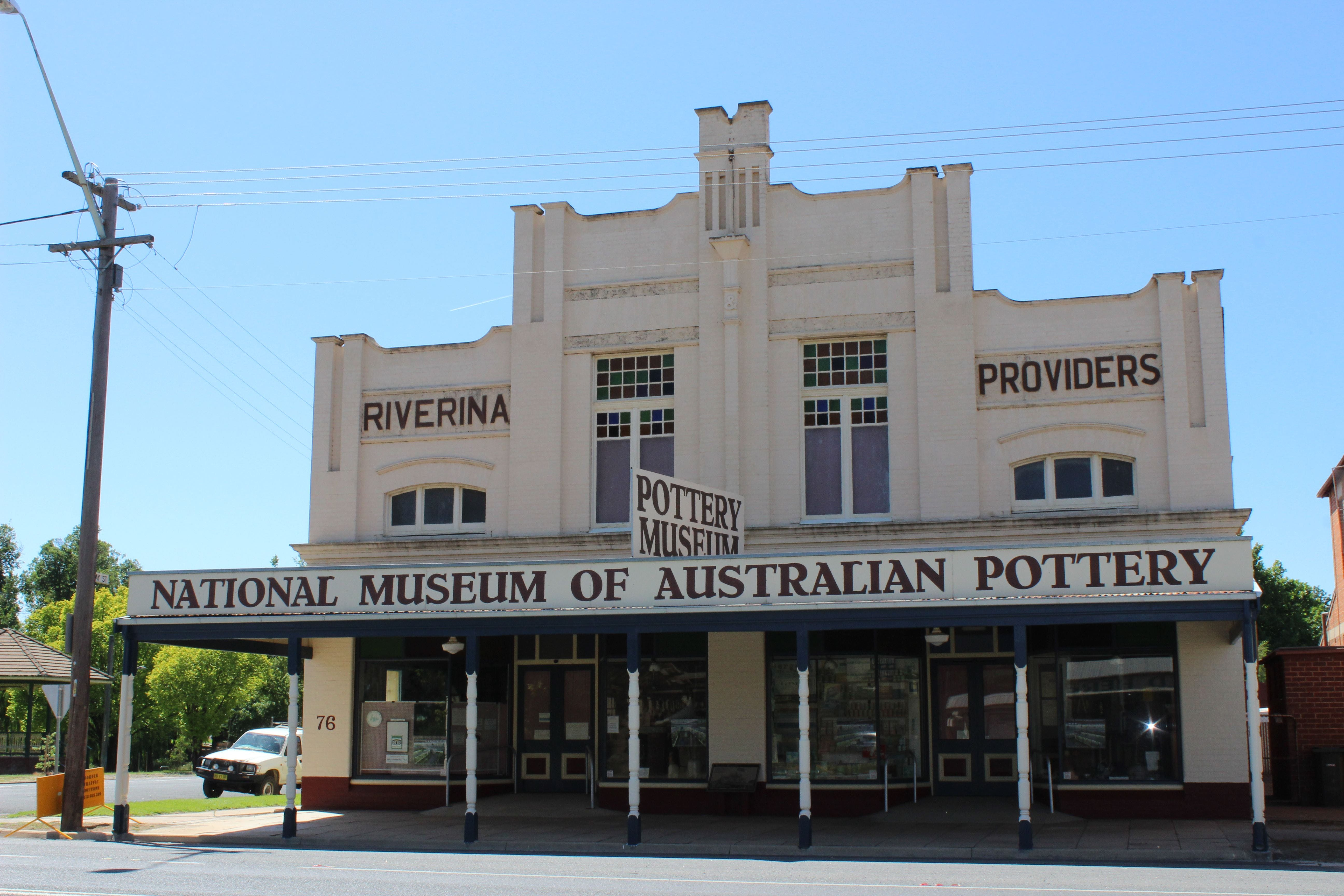 National Museum of Australian Pottery - Tourism TAS
