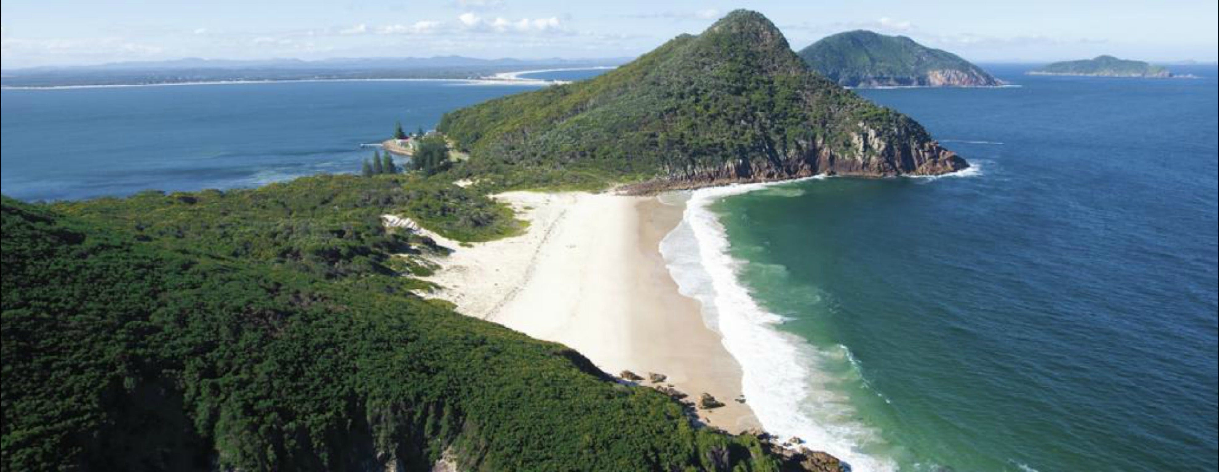 Port Stephens Great Lakes Marine Park - Tourism TAS