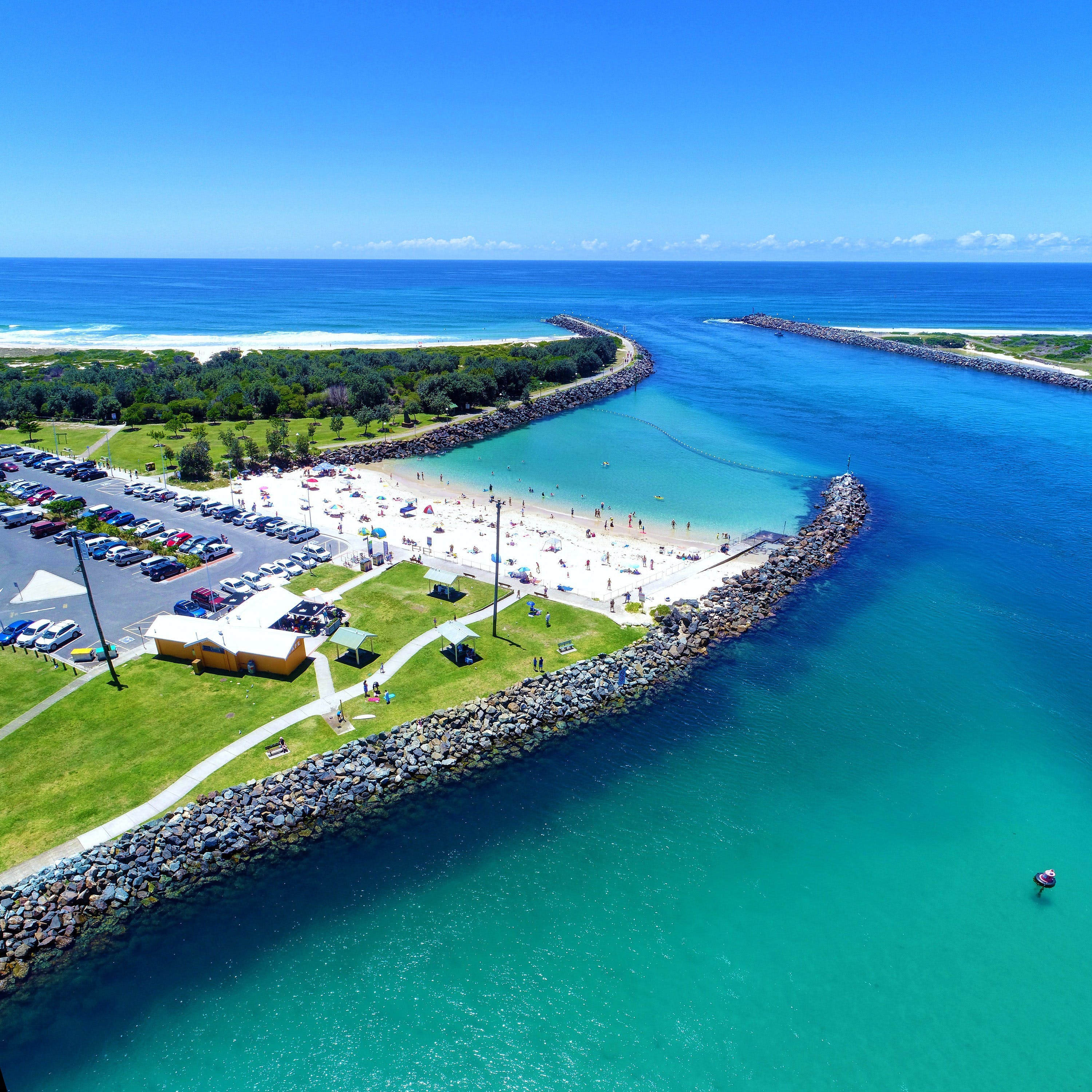 Tuncurry Rock Pool - Tourism TAS