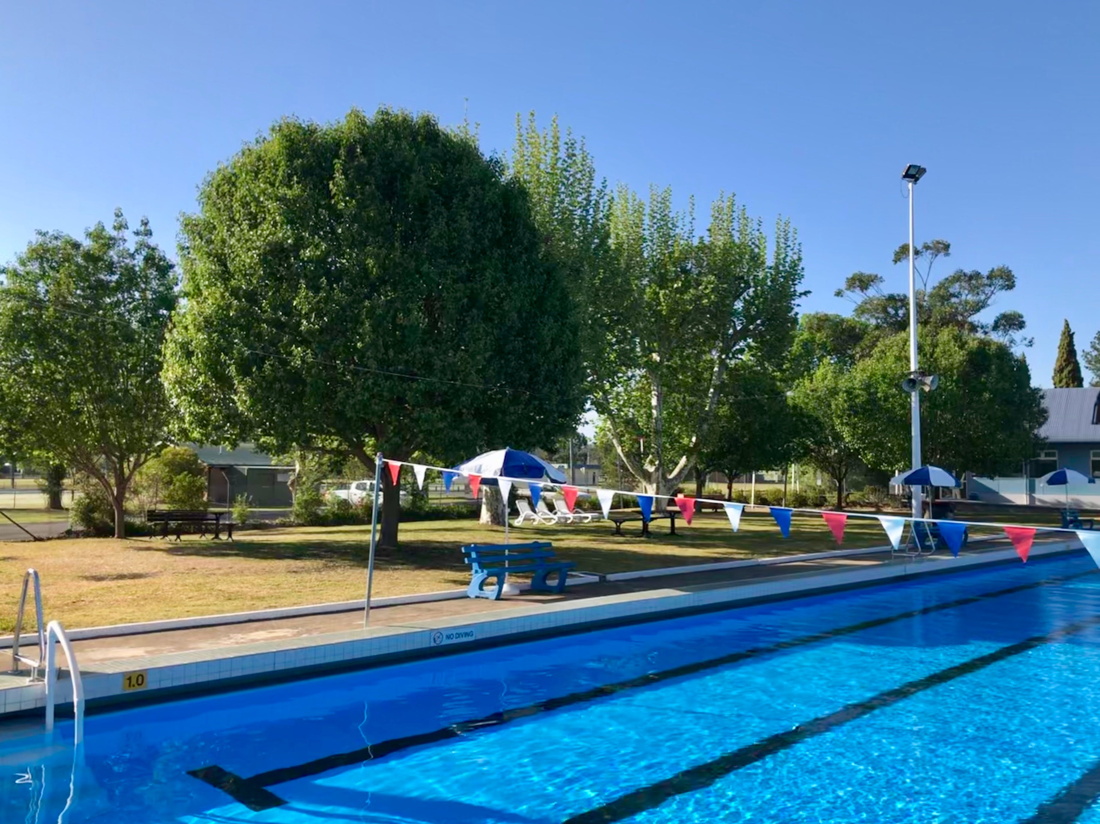 Gloucester Olympic Pool Complex - Tourism TAS