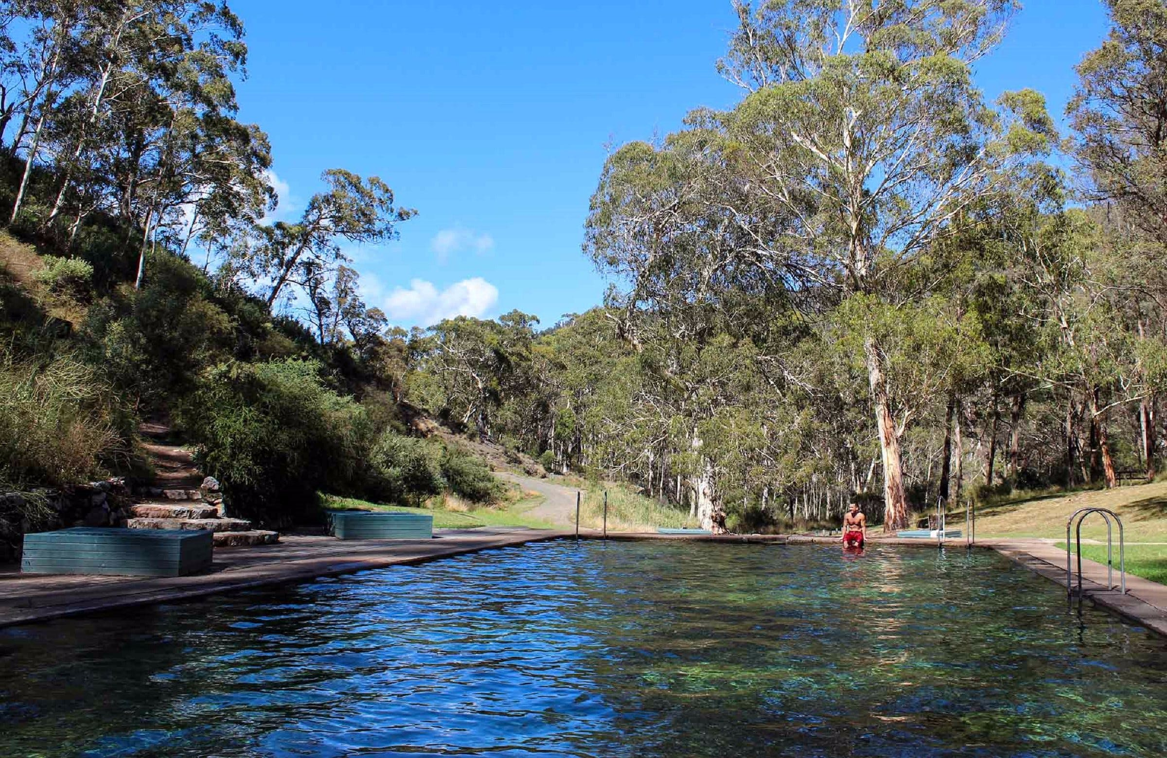 Yarrangobilly Caves Thermal Pool Walk - Tourism TAS