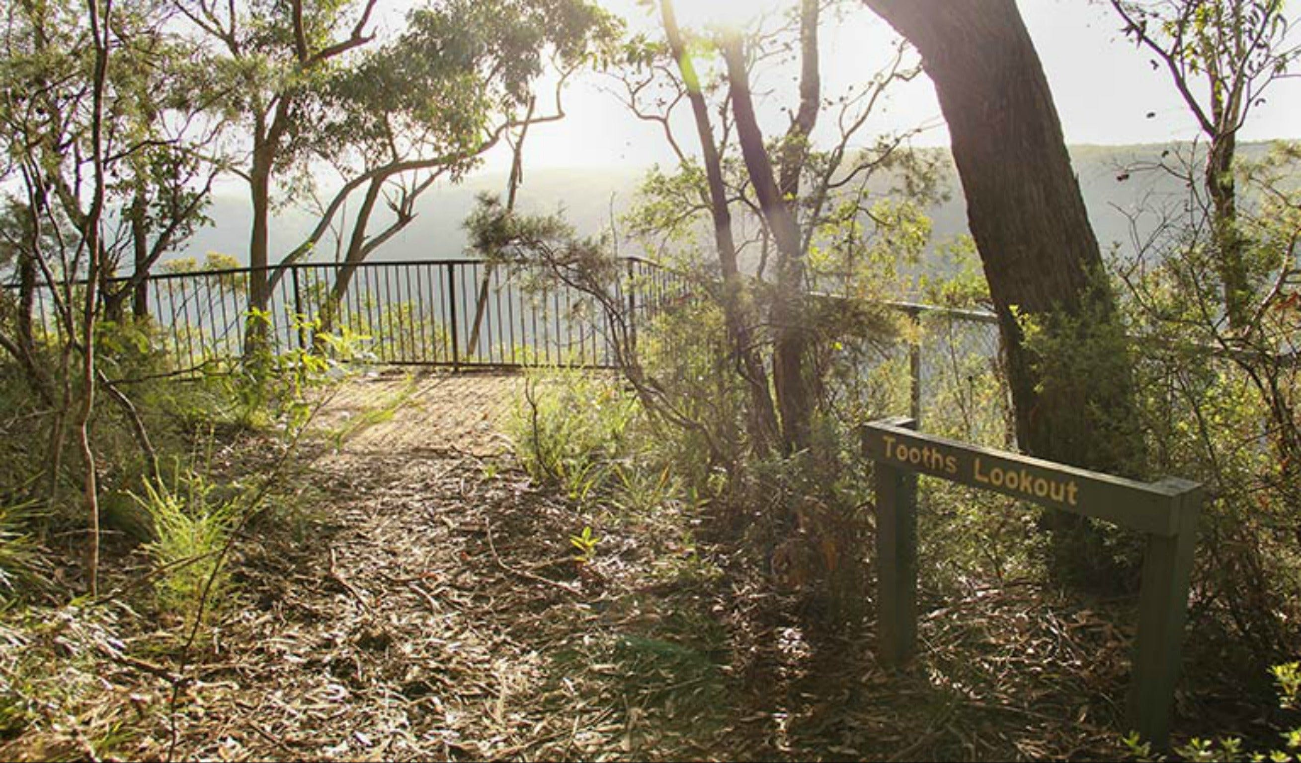 Bundanoon Creek walking track - Tourism TAS