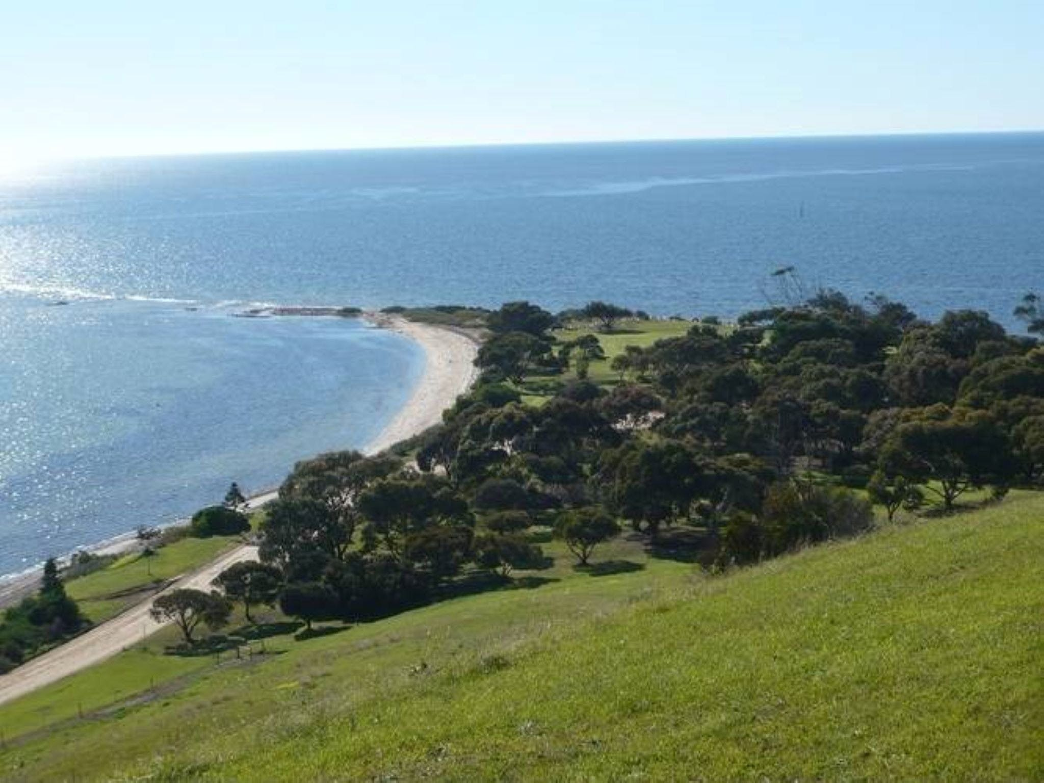 Historical Reeves Point Walk - Tourism TAS
