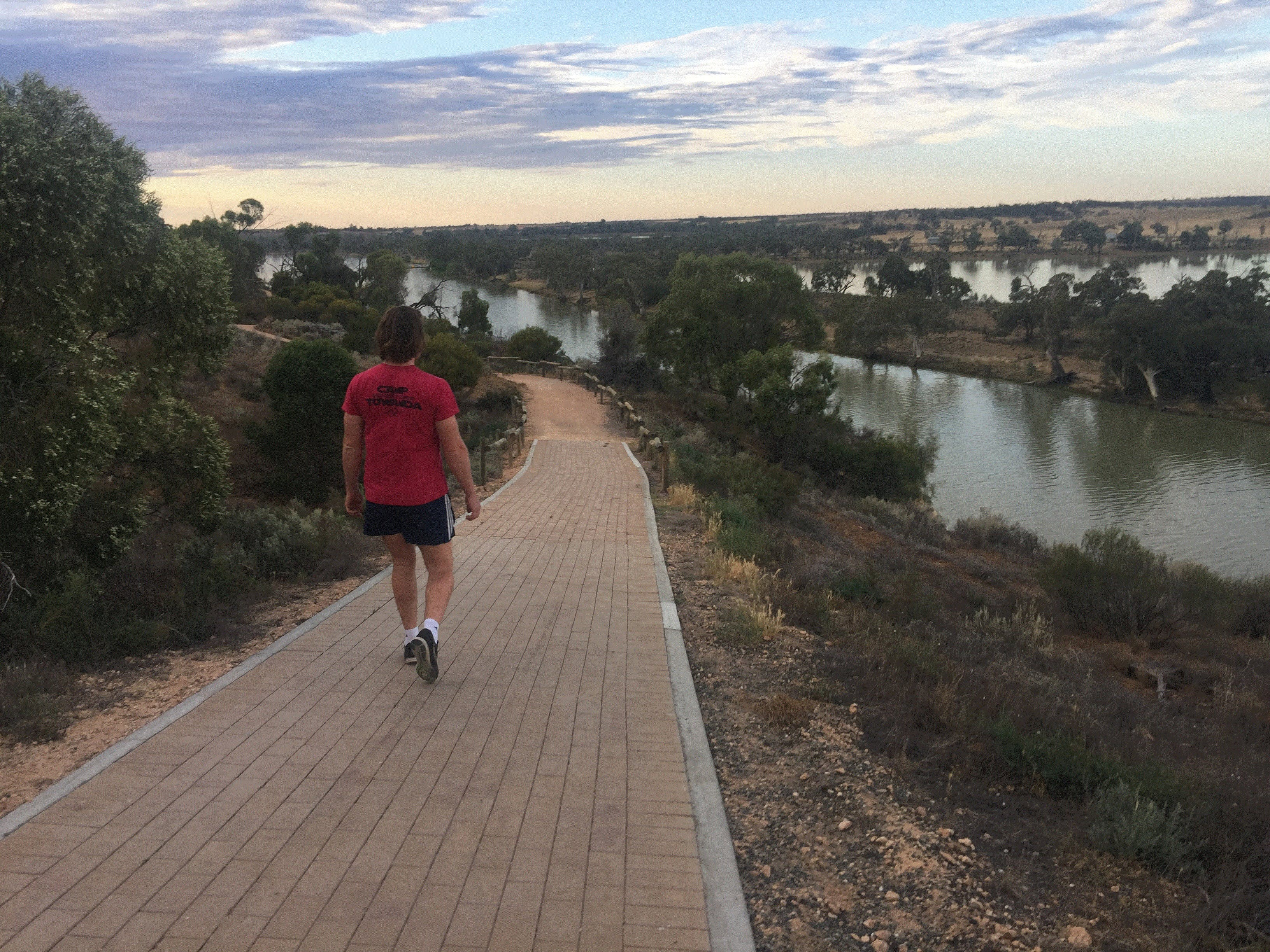 Waikerie Rotary Cliff Top Walk - Tourism TAS