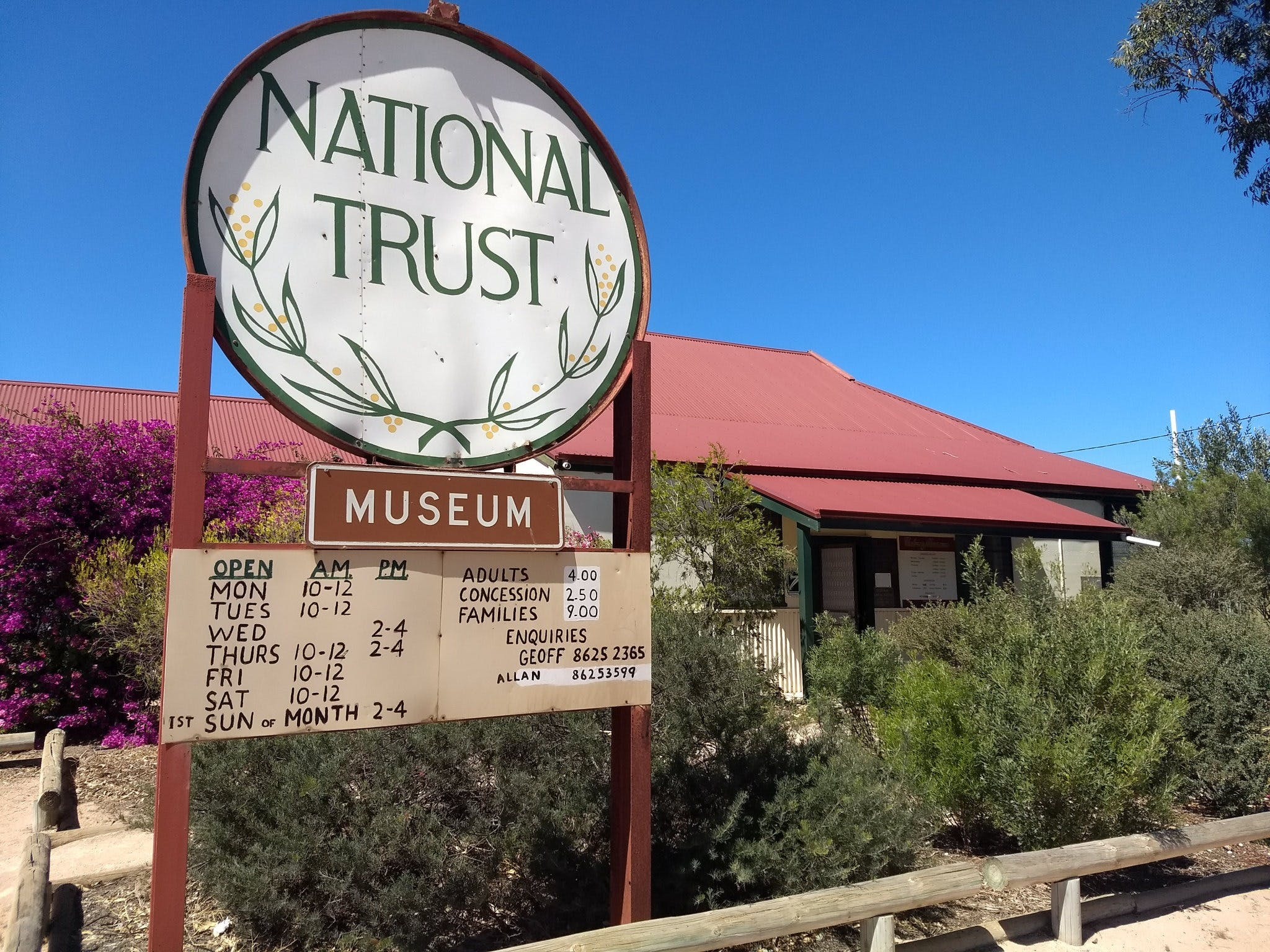 Ceduna National Trust Musuem - Tourism TAS