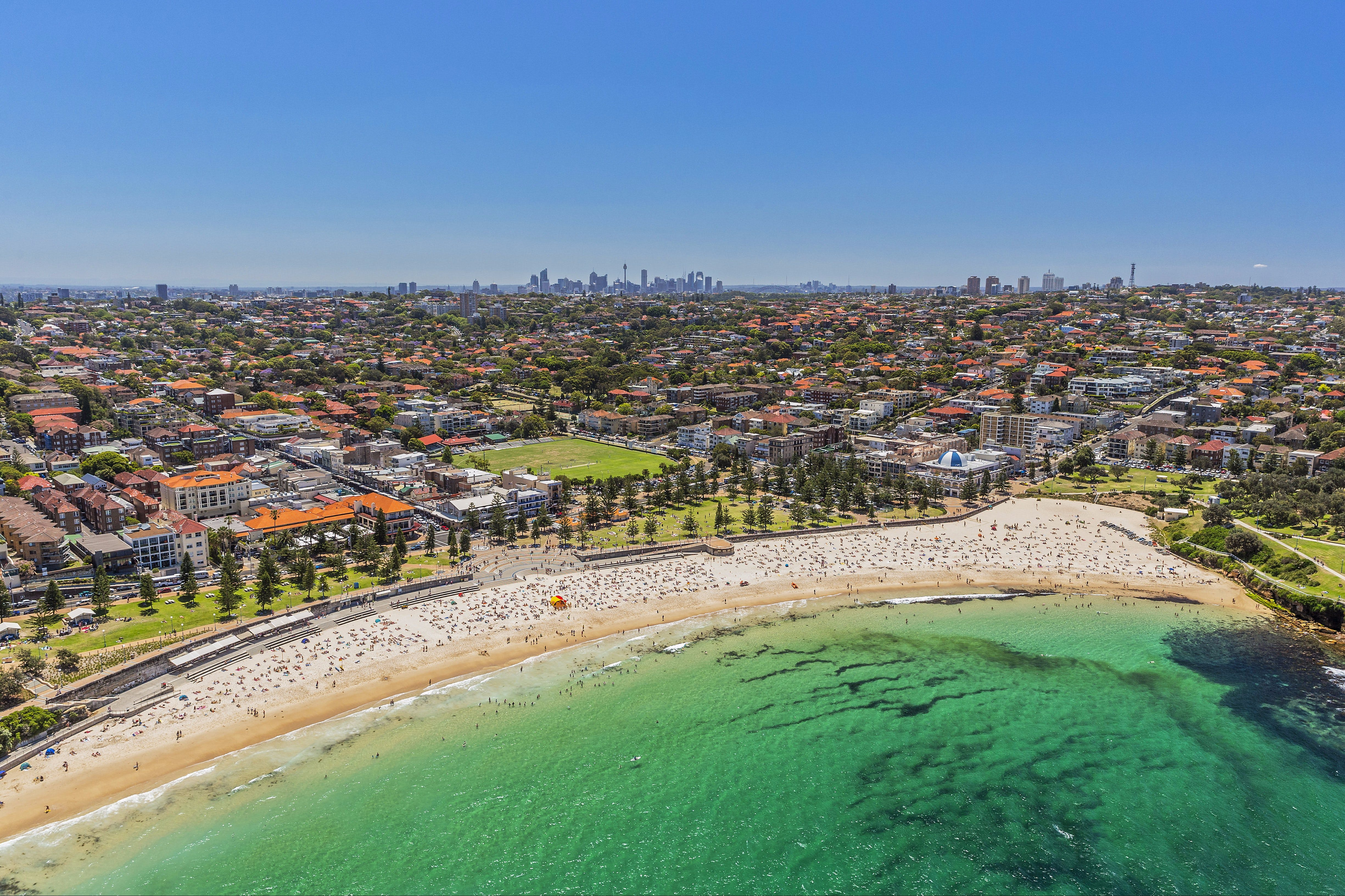Coogee Beach - Tourism TAS