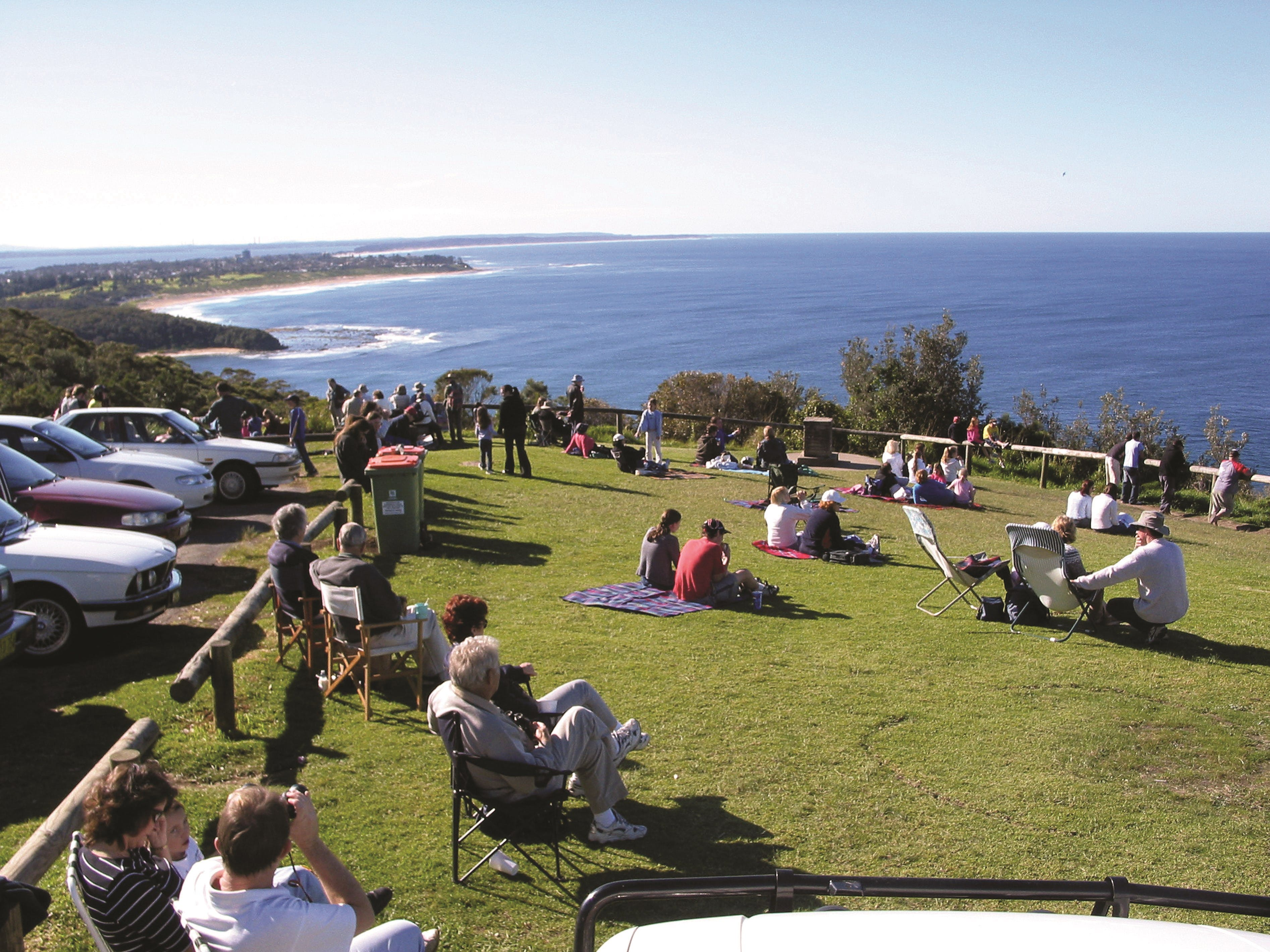 Crackneck Point Lookout - Tourism TAS