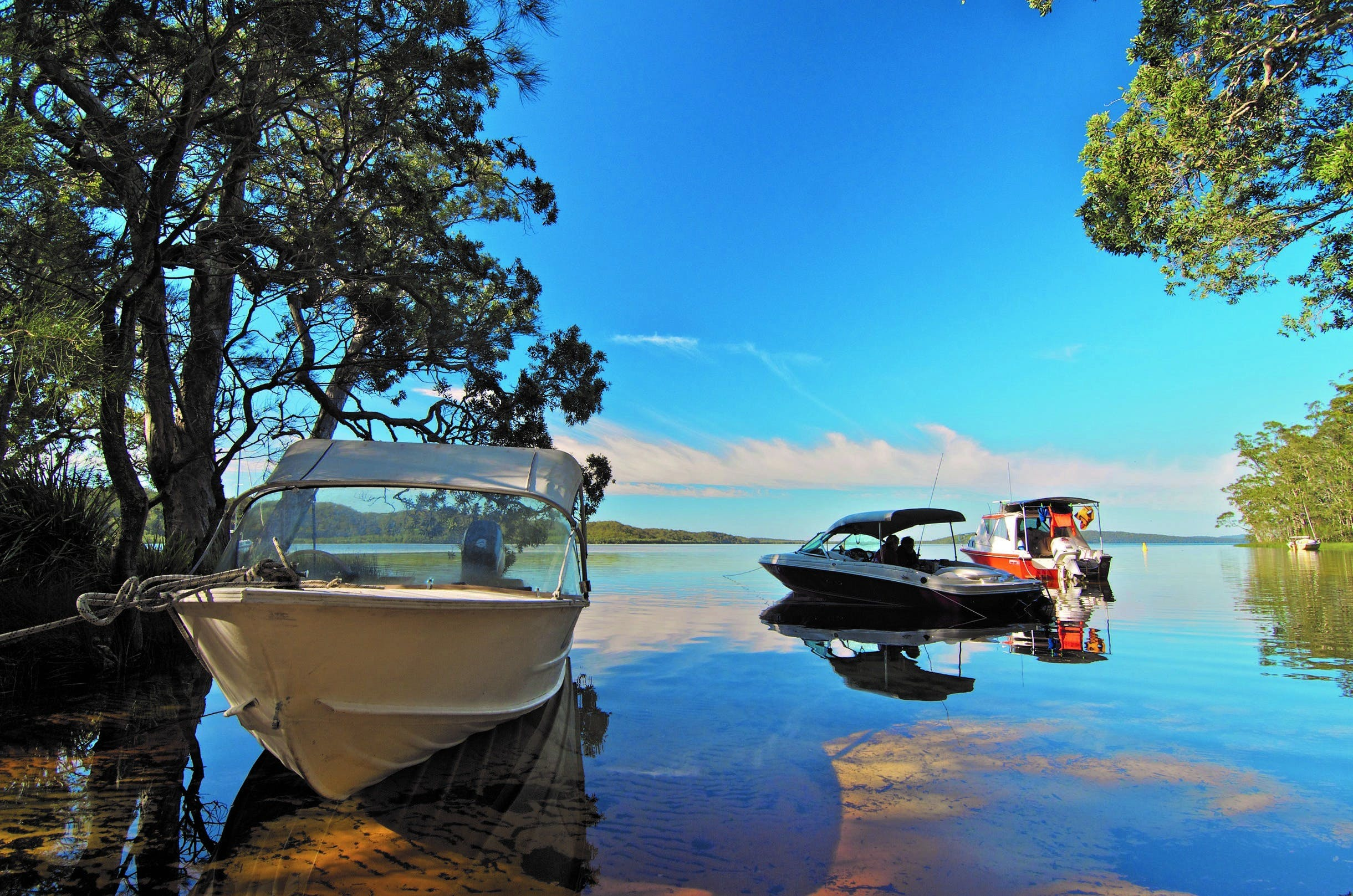 Myall Lakes National Park - Tourism TAS