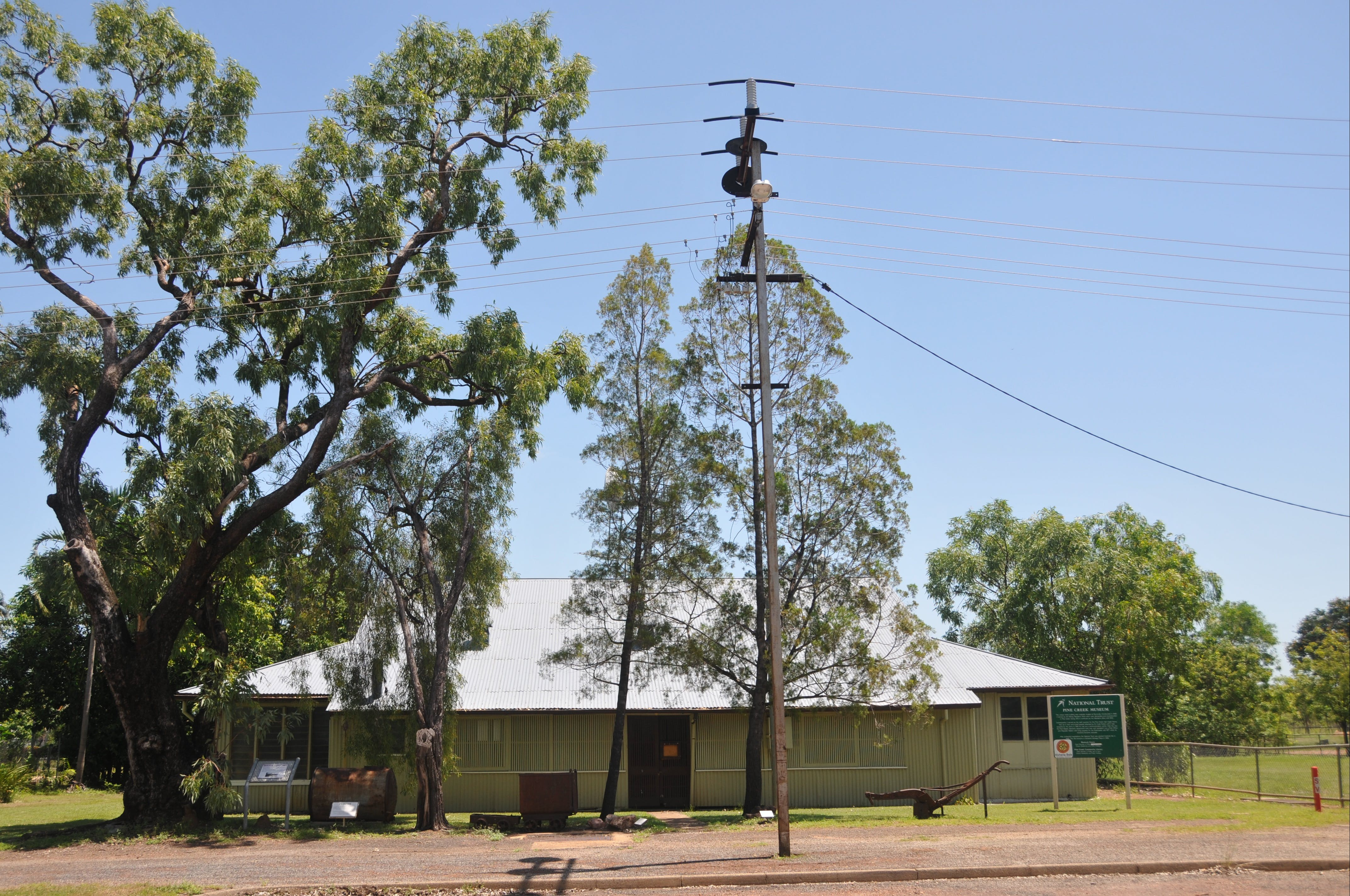 Pine Creek Post Office and Repeater Station - Tourism TAS