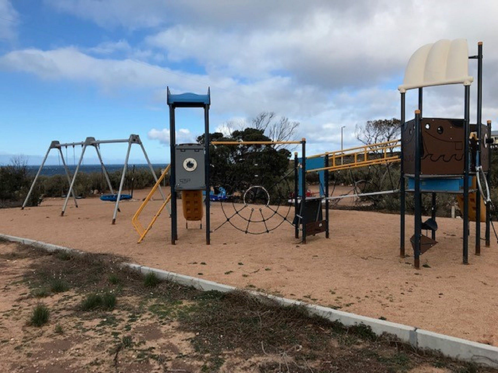 Port Gibbon Playground - Tourism TAS