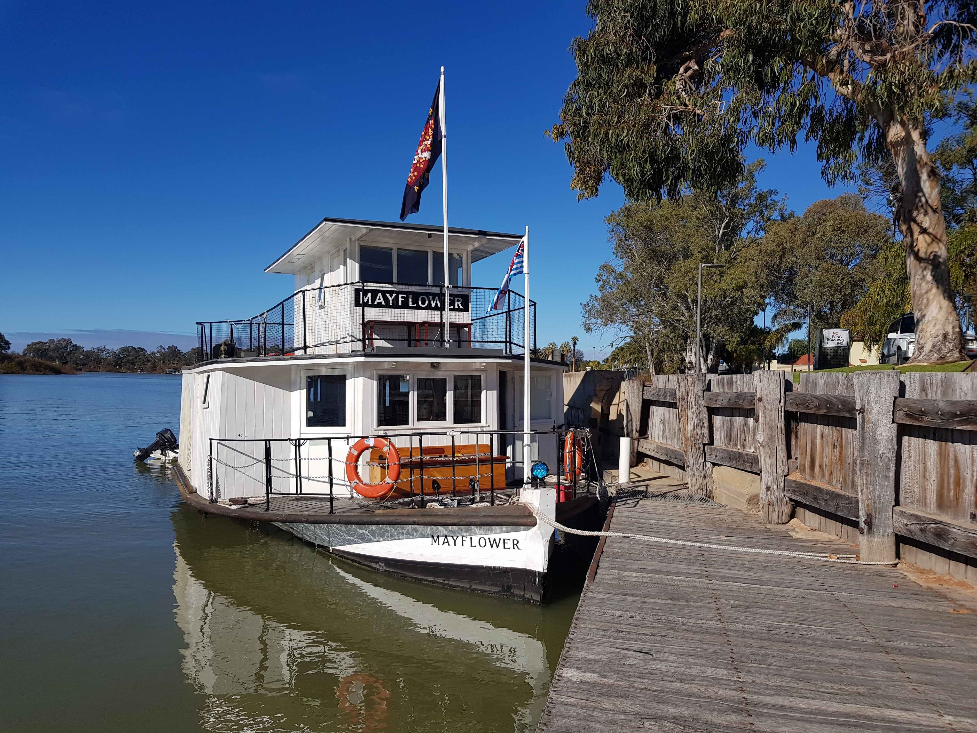 PW Mayflower Cruises - - Tourism TAS