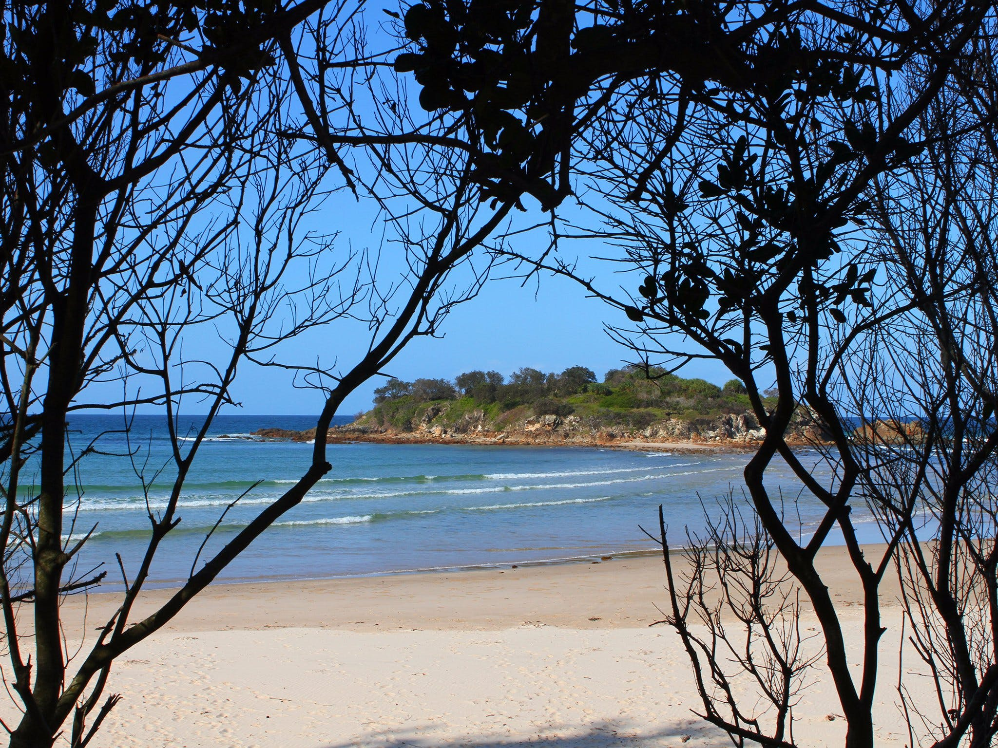 Sandon Beach - Tourism TAS