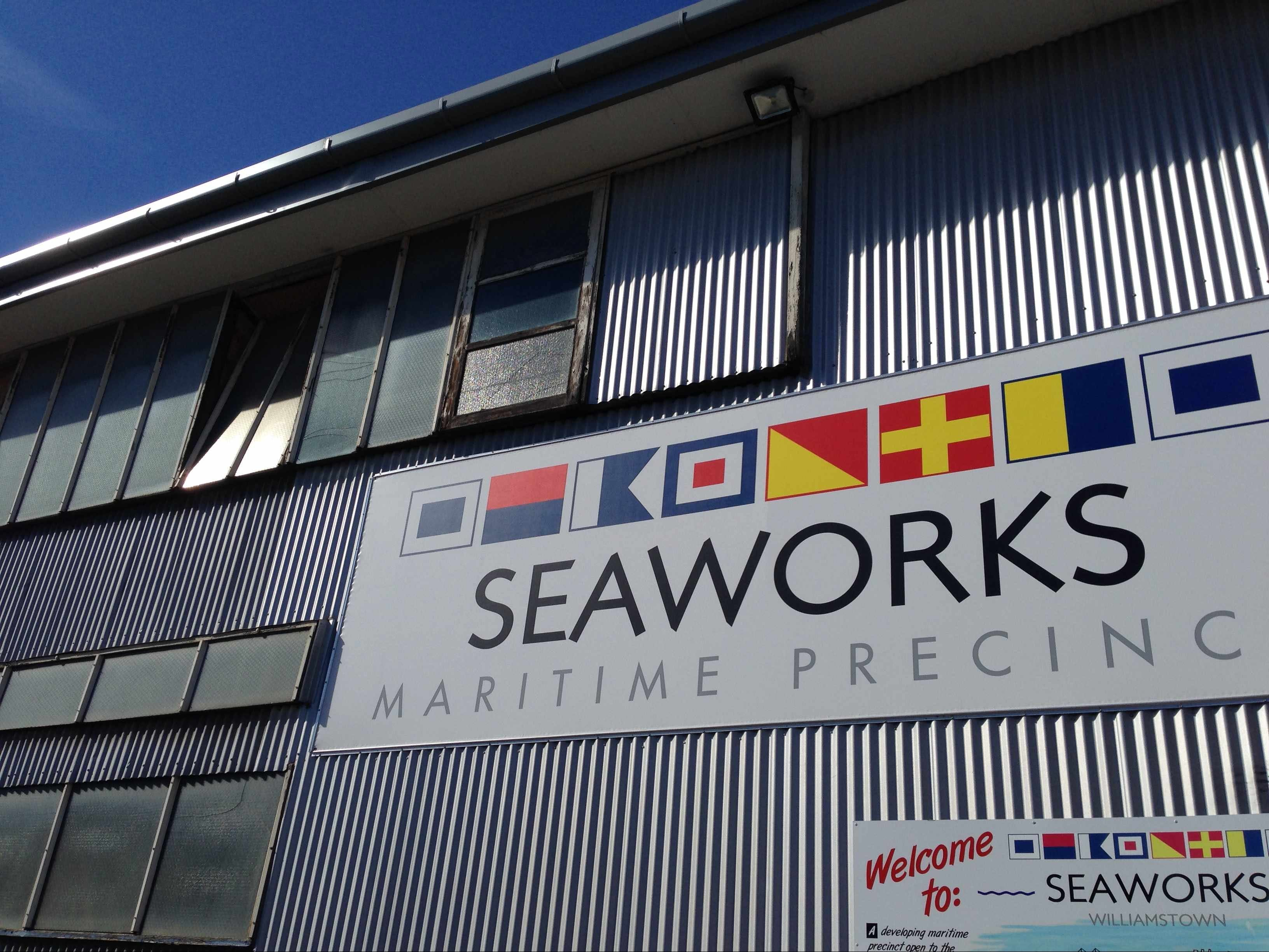 Seaworks and the Maritime Discovery Centre - Tourism TAS