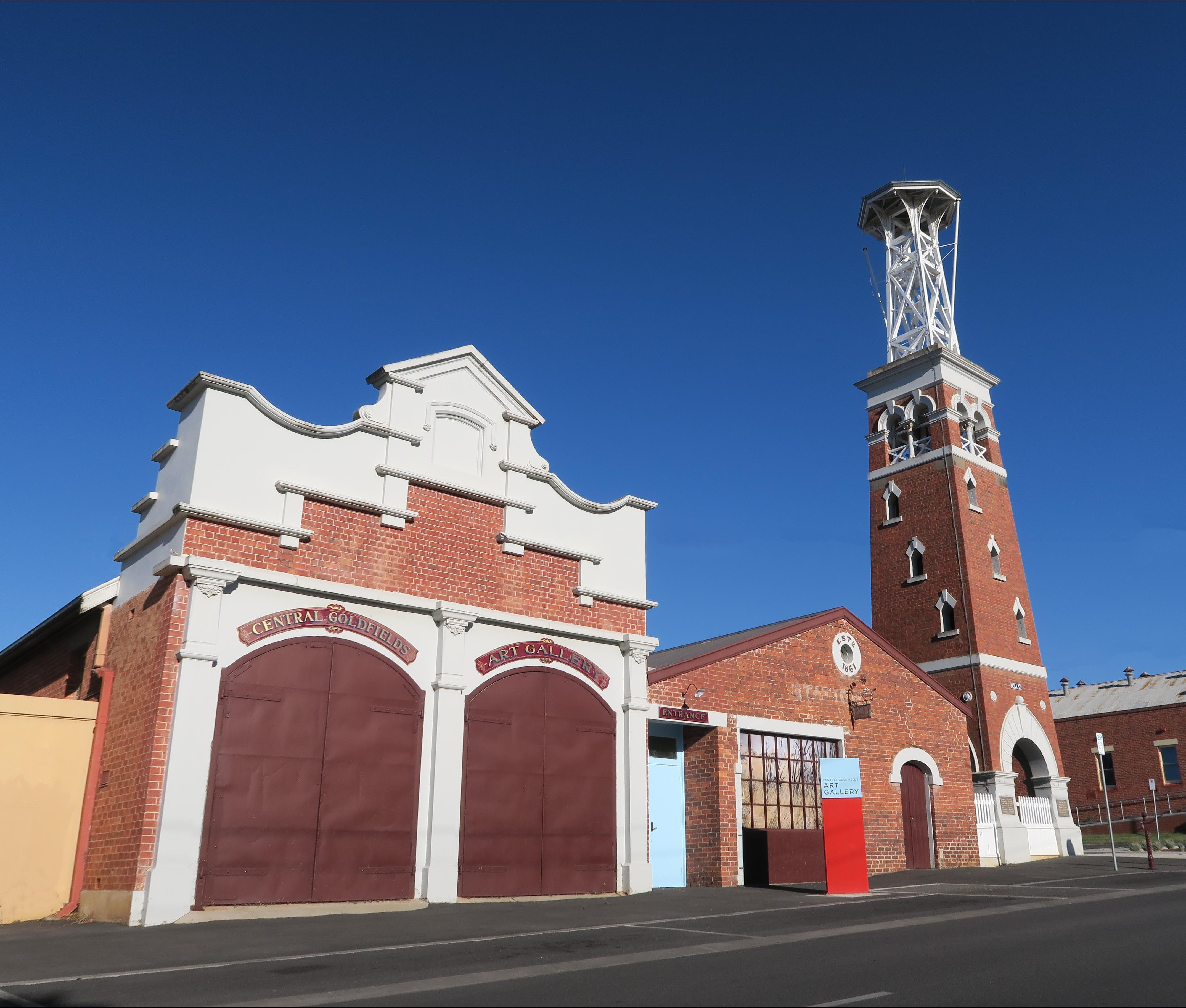 Central Goldfields Art Gallery - Tourism TAS