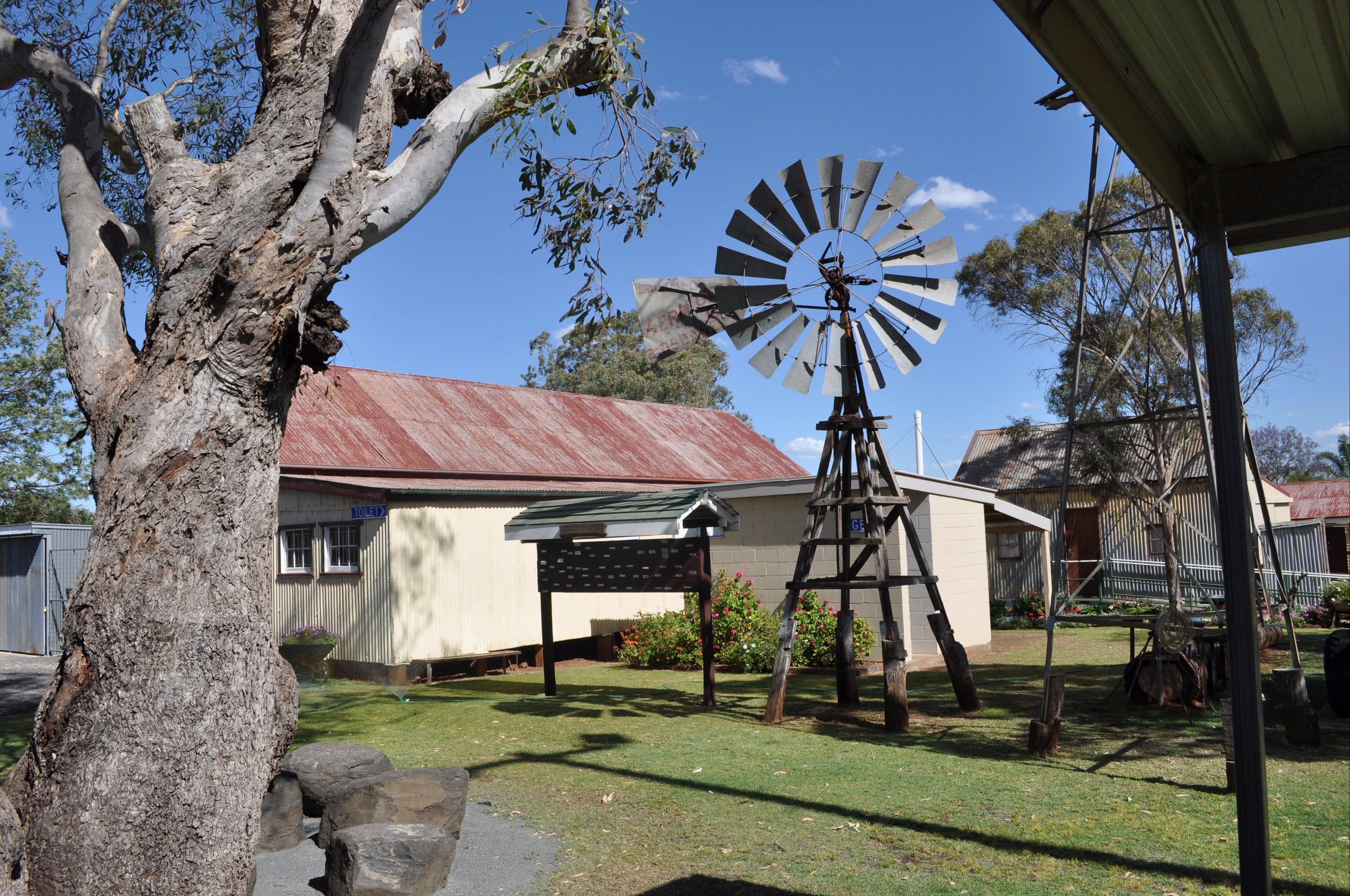 Pittsworth  Pioneer Historical Village - Tourism TAS