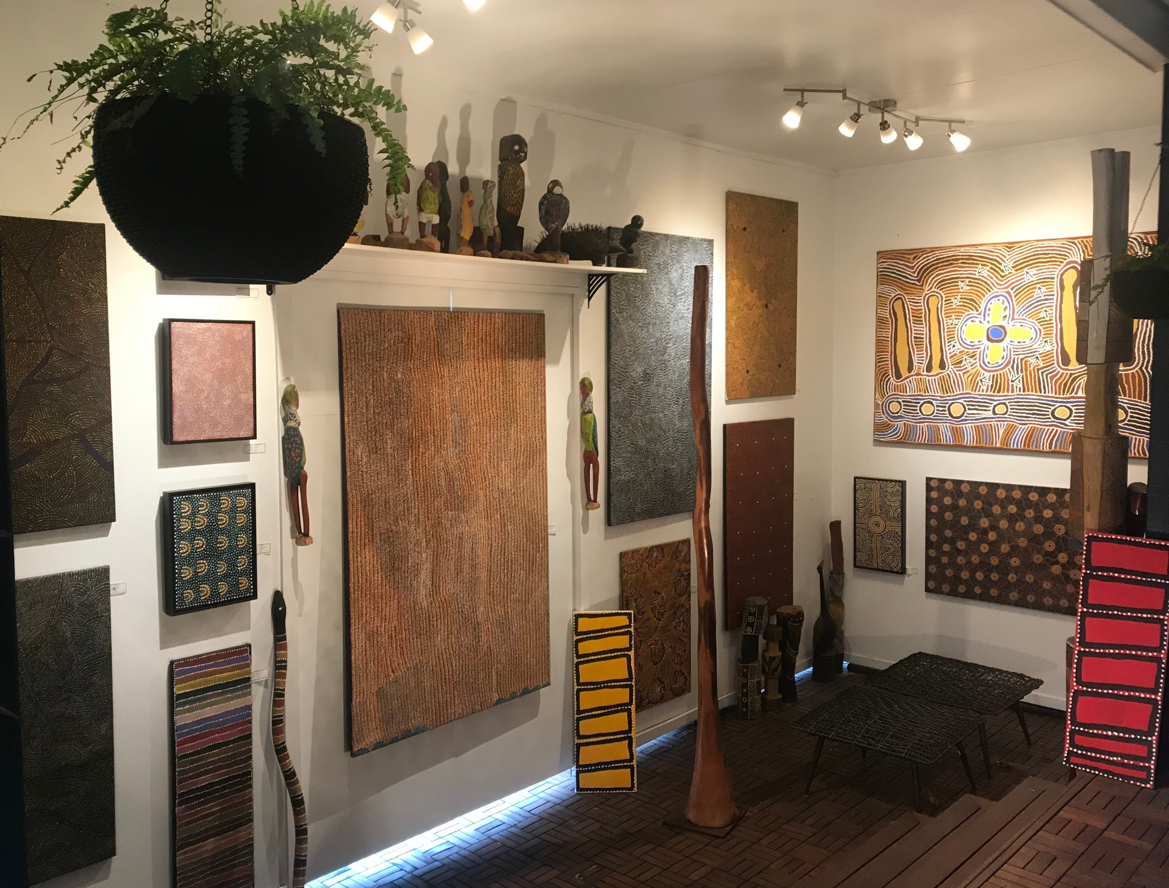 Red Sand Aboriginal Art Gallery - Tourism TAS