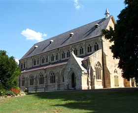 St Peters Anglican Church - Tourism TAS