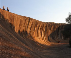 Wave Rock - Tourism TAS