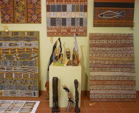 Tiwi Design Aboriginal Corporation - Tourism TAS