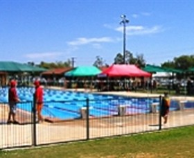Charleville Swimming Pool - Tourism TAS